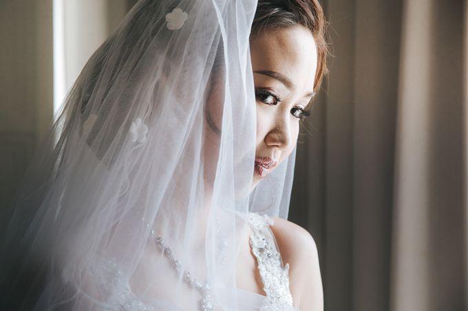 Beauty Shoot Session of Nana & Hendri Wedding at Sun City by: Gofotovideo by GoFotoVideo - 020