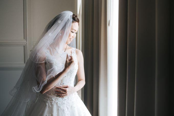 Beauty Shoot Session of Nana & Hendri Wedding at Sun City by: Gofotovideo by GoFotoVideo - 001