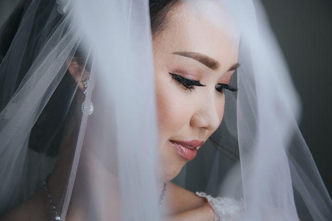 Beauty Shoot Session of Nana & Hendri Wedding at Sun City by: Gofotovideo by GoFotoVideo - 028