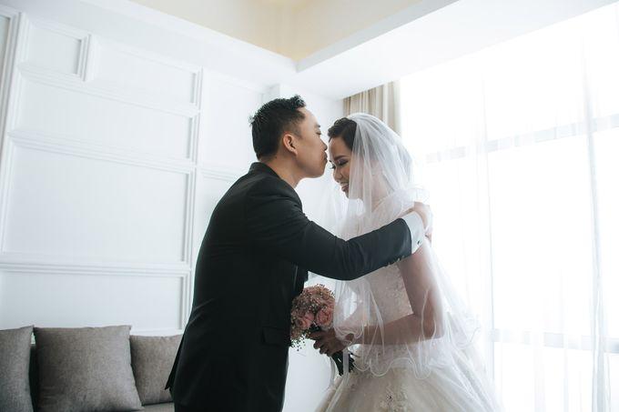 Beauty Shoot Session of Nana & Hendri Wedding at Sun City by: Gofotovideo by GoFotoVideo - 041