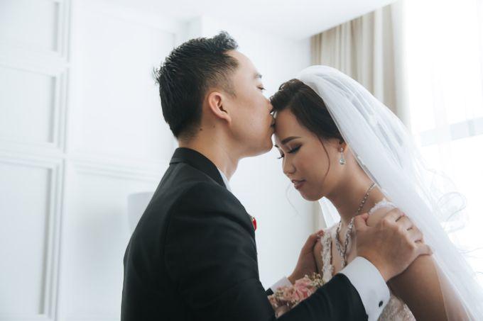 Beauty Shoot Session of Nana & Hendri Wedding at Sun City by: Gofotovideo by GoFotoVideo - 043