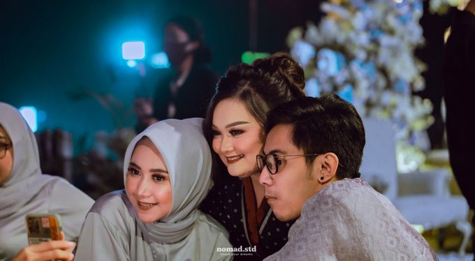 From Gala Dinner Moment Vanesha & Rayhan by Nomad.std - 006
