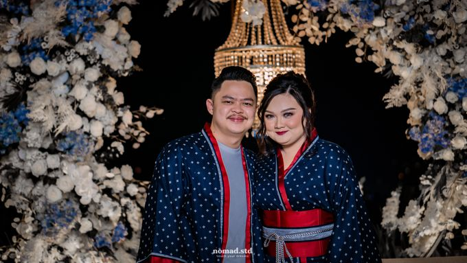 From Gala Dinner Moment Vanesha & Rayhan by Nomad.std - 005