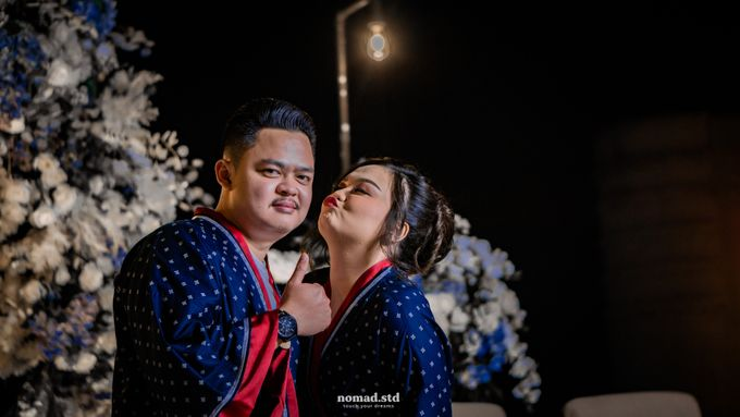 From Gala Dinner Moment Vanesha & Rayhan by Nomad.std - 003