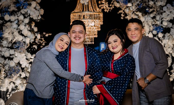 From Gala Dinner Moment Vanesha & Rayhan by Nomad.std - 002