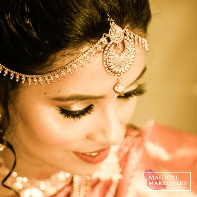 Bridal Portfolio by Magical Makeovers By Divvya - 021