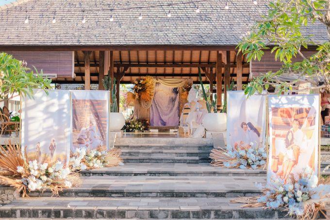 Putri and Yudhi Wedding by Bali Flower Decor - 012