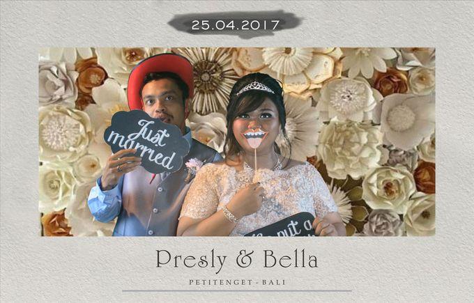 Wedding Reception by Denni Photobooth - 001