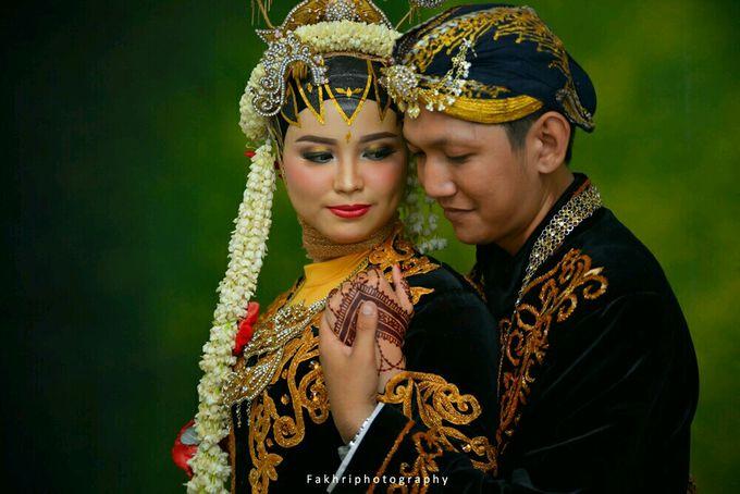 Wedding Annisa Dan Ikbal by Fakhri photography - 005