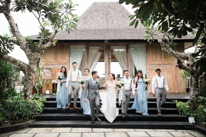 Garry & Nadya by Bali Wedding Paradise - 015