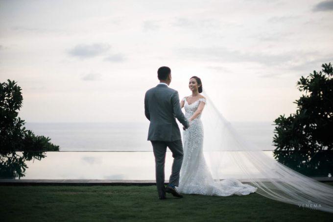 Garry & Nadya by Bali Wedding Paradise - 020