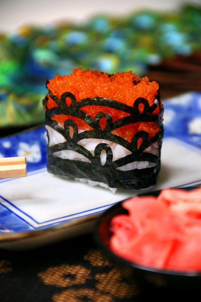 Norigami Sushi by Cutteristic - 001