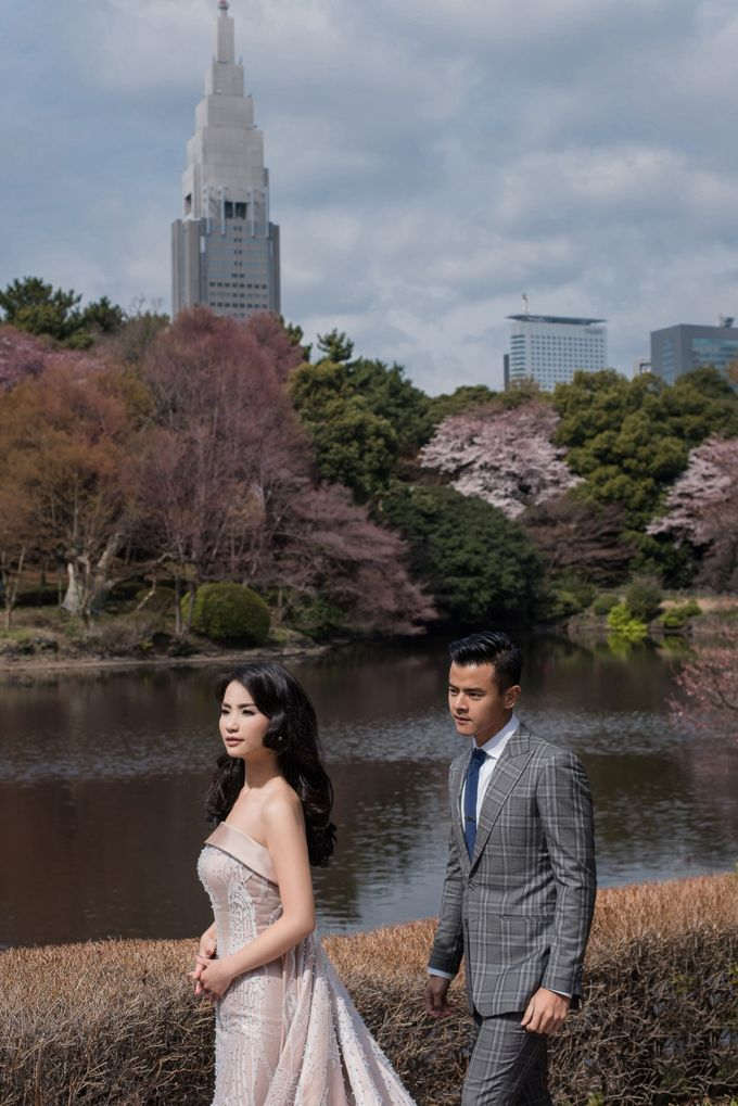 Dion Wiyoko & Fiona Anthony by Wong Hang Distinguished Tailor - 002