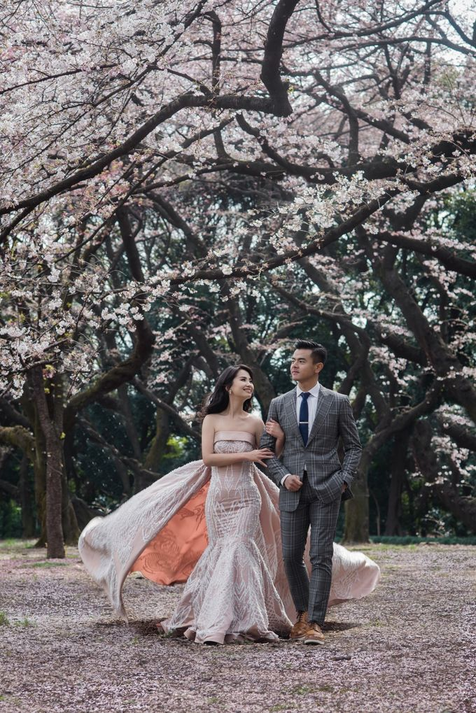 Dion Wiyoko & Fiona Anthony by Wong Hang Distinguished Tailor - 003