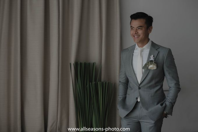 Dion Wiyoko & Fiona Anthony by Wong Hang Distinguished Tailor - 006