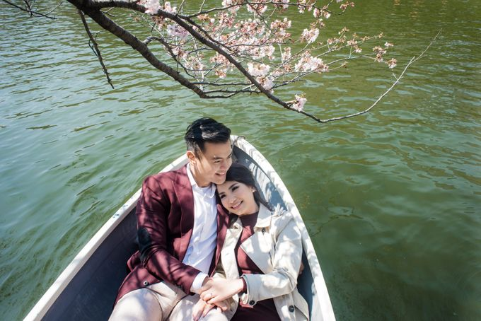 Dion Wiyoko & Fiona Anthony by Wong Hang Distinguished Tailor - 008