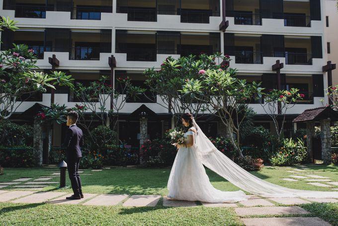 Garden Wedding Rasa Sayang Shangrila Penang by Shangri-La Rasa Sayang Resort - 008
