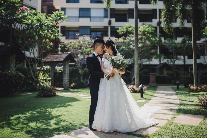 Garden Wedding Rasa Sayang Shangrila Penang by Shangri-La Rasa Sayang Resort - 011