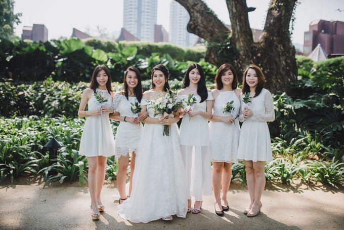 Garden Wedding Rasa Sayang Shangrila Penang by Shangri-La Rasa Sayang Resort - 012
