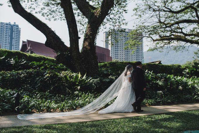 Garden Wedding Rasa Sayang Shangrila Penang by Shangri-La Rasa Sayang Resort - 014