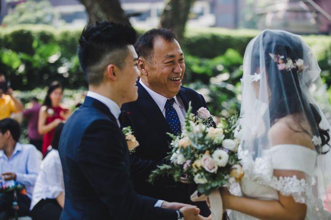 Garden Wedding Rasa Sayang Shangrila Penang by Shangri-La Rasa Sayang Resort - 017