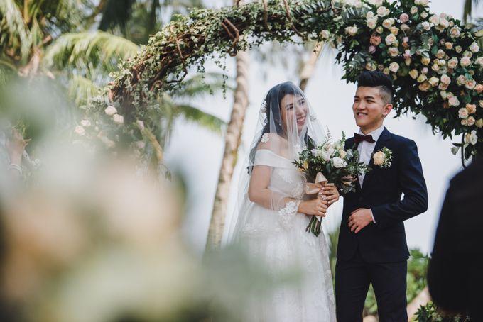 Garden Wedding Rasa Sayang Shangrila Penang by Shangri-La Rasa Sayang Resort - 018