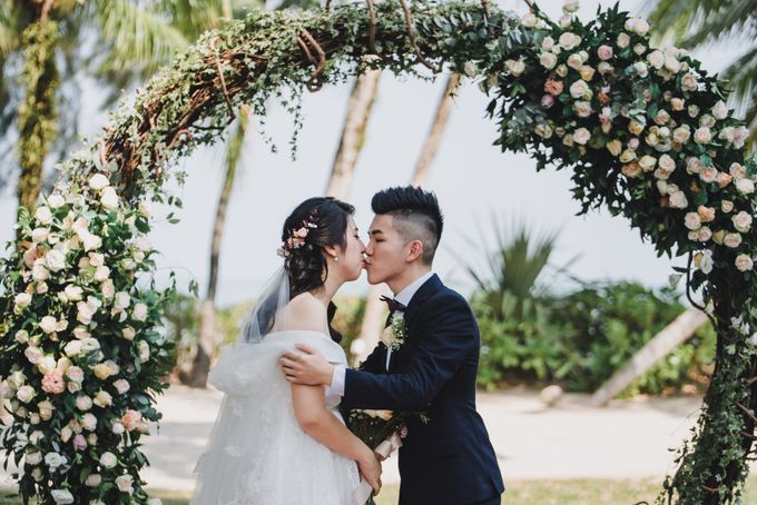 Garden Wedding Rasa Sayang Shangrila Penang by My Love Momentz - 019