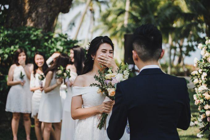 Garden Wedding Rasa Sayang Shangrila Penang by Shangri-La Rasa Sayang Resort - 020