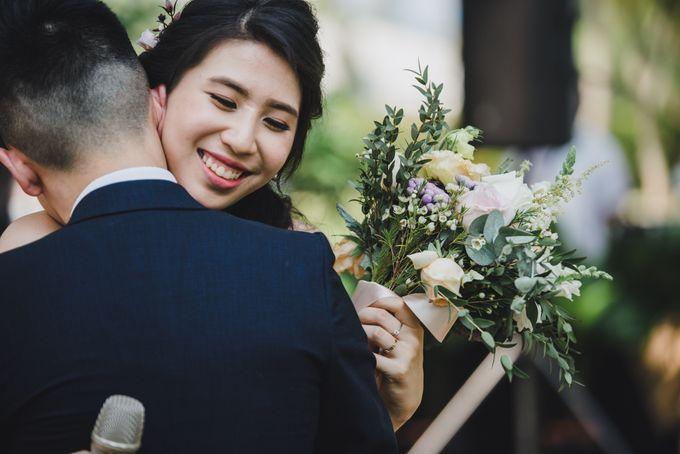 Garden Wedding Rasa Sayang Shangrila Penang by Shangri-La Rasa Sayang Resort - 022