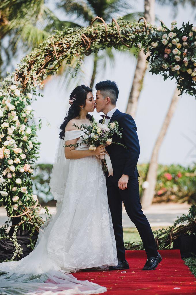 Garden Wedding Rasa Sayang Shangrila Penang by My Love Momentz - 023