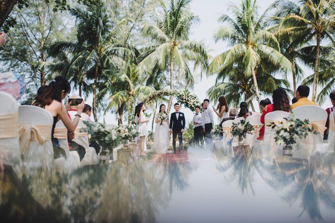 Garden Wedding Rasa Sayang Shangrila Penang by Shangri-La Rasa Sayang Resort - 024