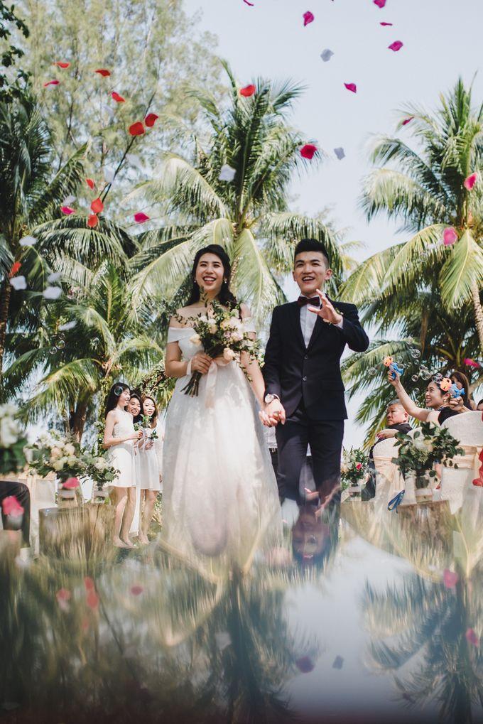 Garden Wedding Rasa Sayang Shangrila Penang by Shangri-La Rasa Sayang Resort - 025
