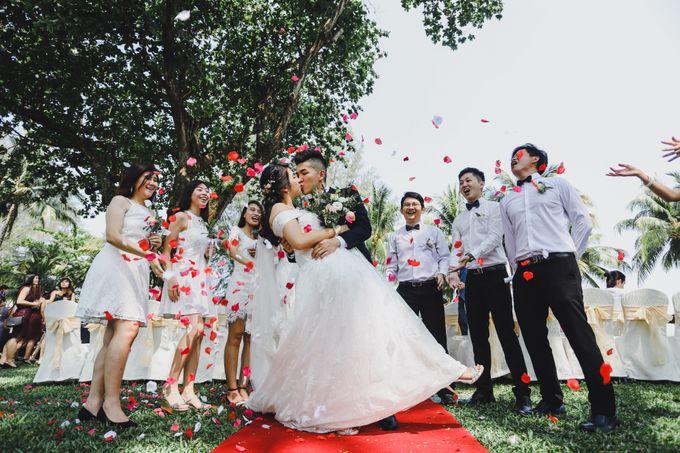 Garden Wedding Rasa Sayang Shangrila Penang by Shangri-La Rasa Sayang Resort - 026
