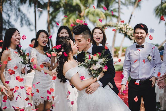 Garden Wedding Rasa Sayang Shangrila Penang by Shangri-La Rasa Sayang Resort - 027