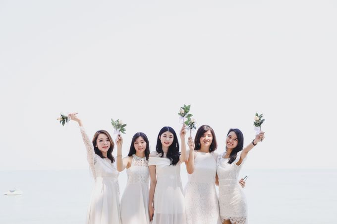 Garden Wedding Rasa Sayang Shangrila Penang by Shangri-La Rasa Sayang Resort - 028
