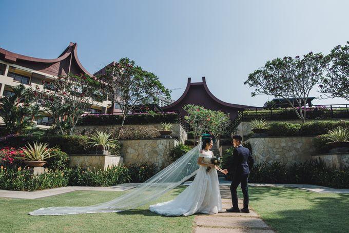 Garden Wedding Rasa Sayang Shangrila Penang by Shangri-La Rasa Sayang Resort - 032