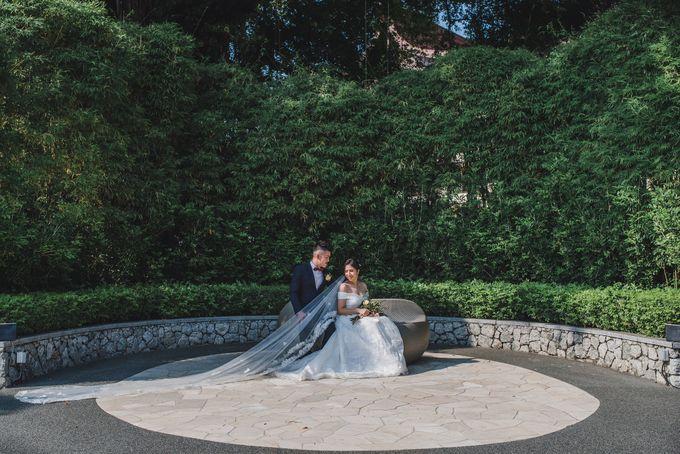 Garden Wedding Rasa Sayang Shangrila Penang by My Love Momentz - 035