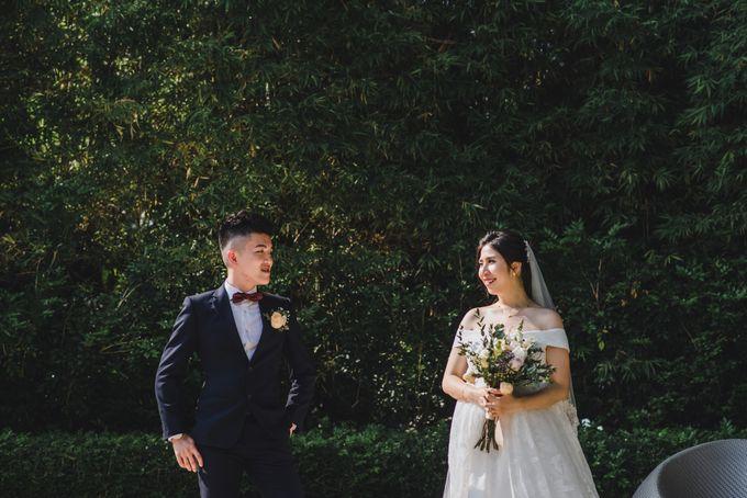 Garden Wedding Rasa Sayang Shangrila Penang by Shangri-La Rasa Sayang Resort - 033
