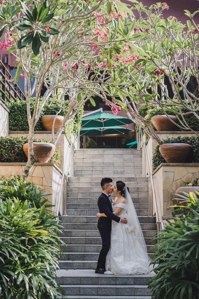 Garden Wedding Rasa Sayang Shangrila Penang by Shangri-La Rasa Sayang Resort - 036