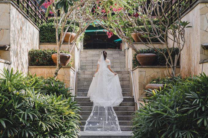 Garden Wedding Rasa Sayang Shangrila Penang by Shangri-La Rasa Sayang Resort - 037