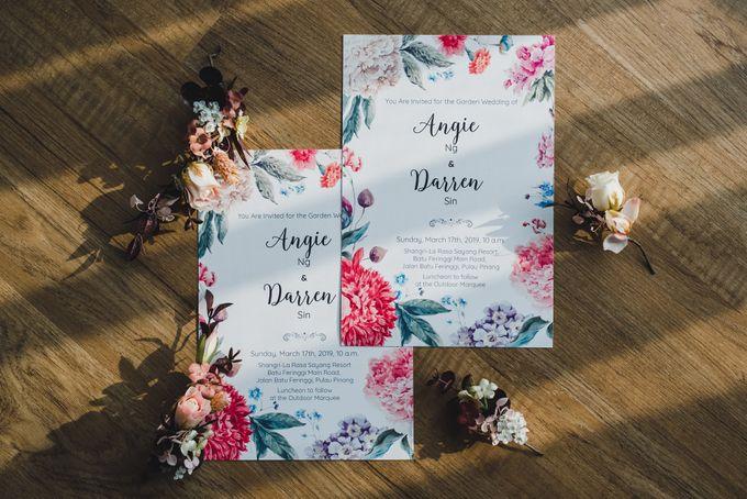 Garden Wedding Rasa Sayang Shangrila Penang by My Love Momentz - 001