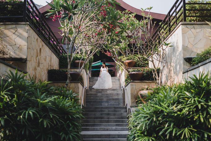 Garden Wedding Rasa Sayang Shangrila Penang by Shangri-La Rasa Sayang Resort - 005