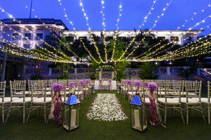 Sweet Beginnings - Weddings in the Park by Hotel Fort Canning - 002
