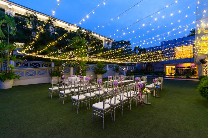 Garden of Love - Weddings in the Park by Hotel Fort Canning - 002