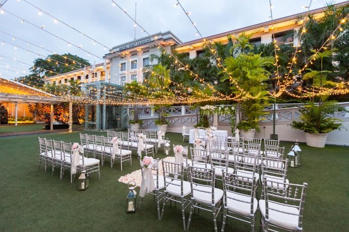 Sweet Beginnings - Weddings in the Park by Hotel Fort Canning - 004