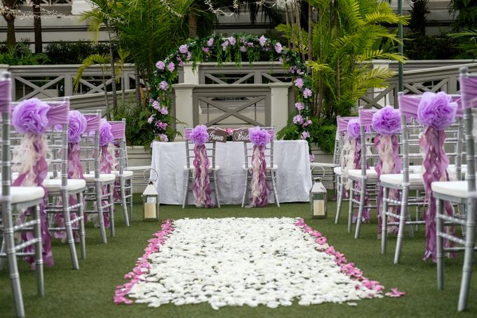 Sweet Beginnings - Weddings in the Park by Hotel Fort Canning - 005