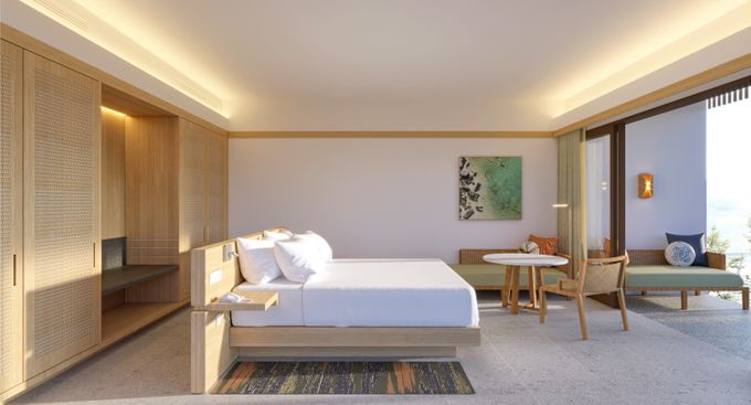 The Rooms by Sheraton Belitung Resort - 008