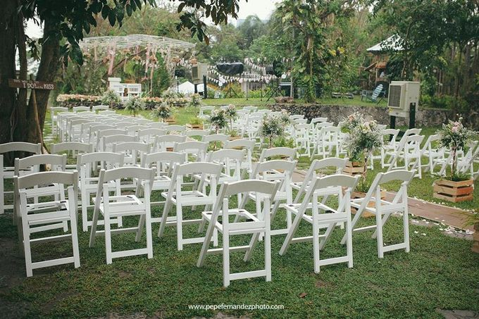 Garden Wedding by La Faite Home and Country Garden - 003