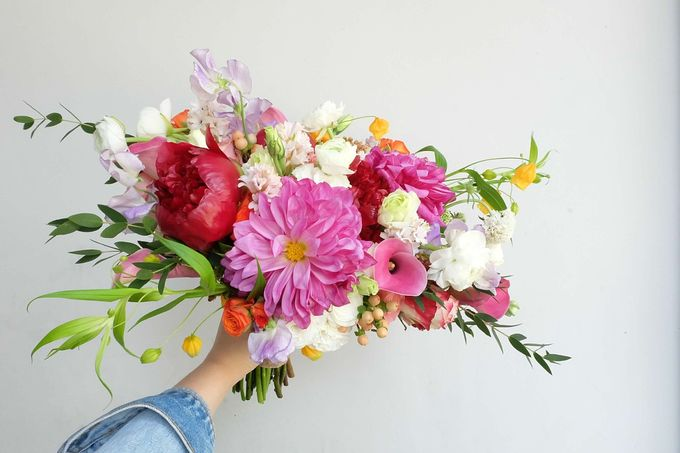 Garden Bouquet Collection by Il Fiore - 002