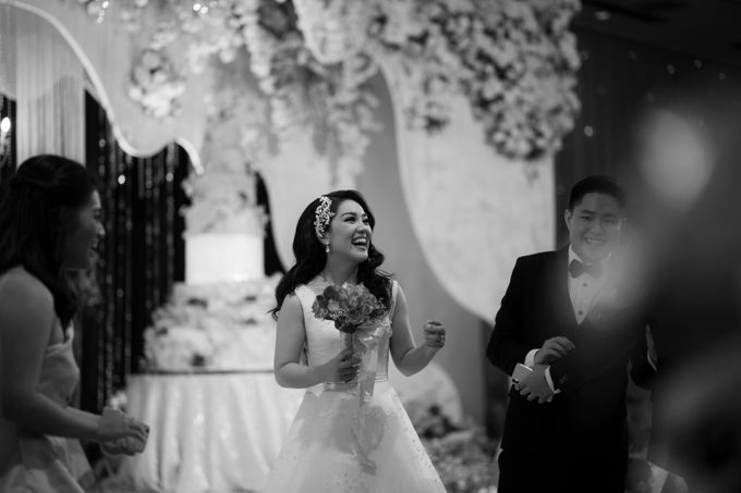 The Wedding Of Gary & Clarice by Hian Tjen - 003